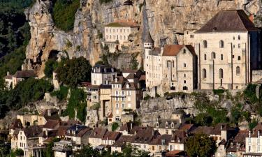 Hotels with Parking in Rocamadour