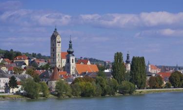 Pensionen in Krems an der Donau