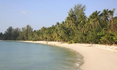 Hotels with Parking in Bangrak Beach