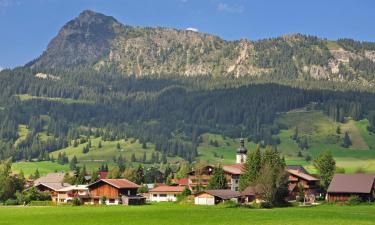 Hotels in Tannheim