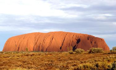 Hotels with Parking in Ayers Rock