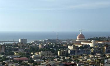 Apartments in Luanda