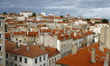 Appart'hôtels à Saint-Étienne