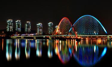 Hotels in Daejeon