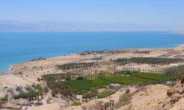 Hotels with Parking in Ein Gedi