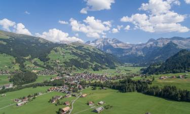 Apartments in Lenk