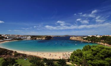 Apartments in Arenal d'en Castell