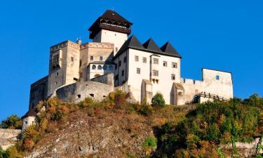 Hotels in Trenčín