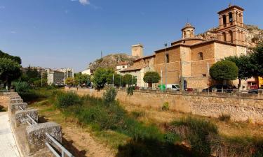 Apartamentos en Alhama de Aragón