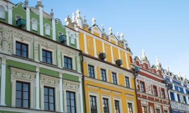 Apartamenty w mieście Zamość
