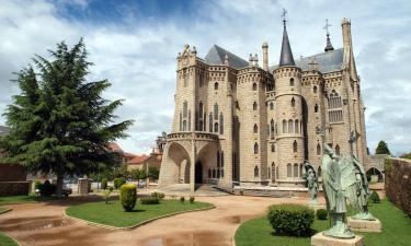 Hostales y pensiones en Astorga