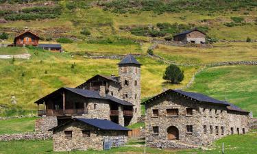 Hotels in Erill la Vall
