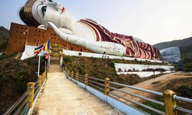 Hotels with Parking in Mawlamyine