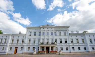 Family Hotels in Jedlina-Zdrój