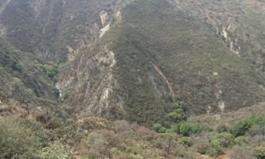 Hotels in Huasca de Ocampo