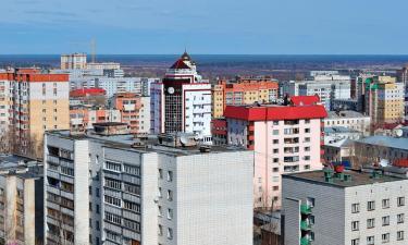 Apartments in Syktyvkar