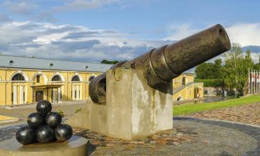 Spaahotellid sihtkohas Daugavpils