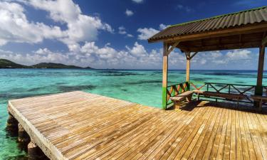 Beach Hotels in Providencia