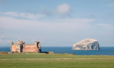 Self-Catering Accommodations in North Berwick