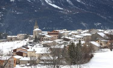 Apartments in Aussois