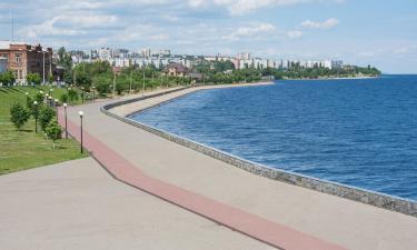 Apartments in Kamyshin