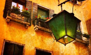 Hotell med parkering i Campalto