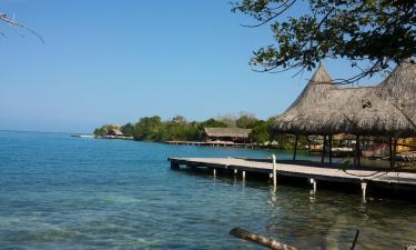 Beach Hotels in Isla Mucura
