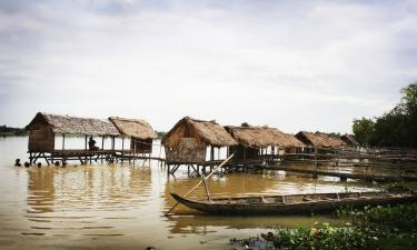 Resorts in Battambang