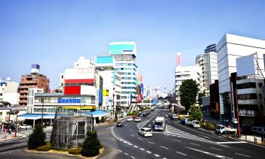 Hotels met Parkeren in Mito
