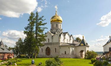 Hotels in Zvenigorod