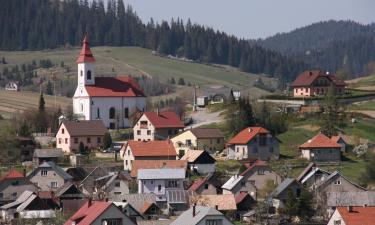 Hotels in Liptovský Ján