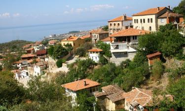 Бюджетные отели в городе Алтынолук