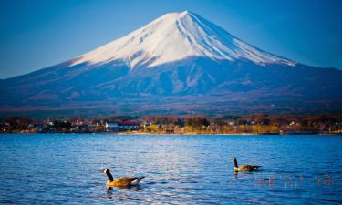 Hotels with Parking in Kawaguchi
