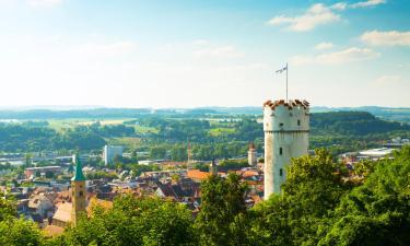 Ferienwohnungen in Ravensburg