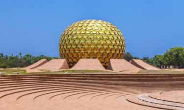 Apartments in Auroville