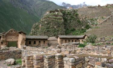 Hotels with Parking in Ollantaytambo