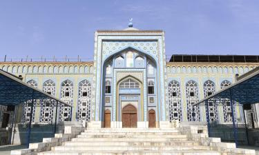 Albergues en Dushanbe
