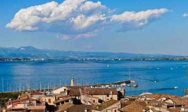 Lägenheter i Padenghe sul Garda
