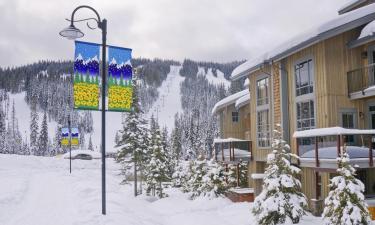 Pet-Friendly Hotels in Sun Peaks