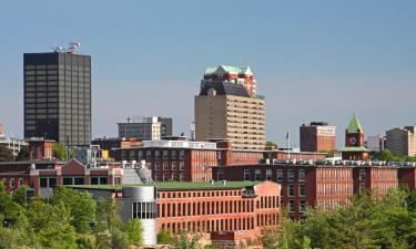 Mga hotel sa Manchester