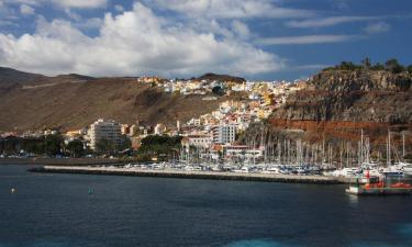 Apartamentos en San Sebastián de la Gomera