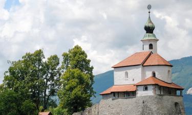Apartments in Kamnik