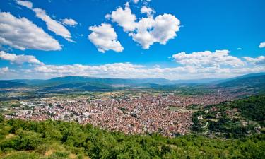Hotels with Parking in Tetovo