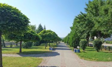 Apartments in Kumanovo