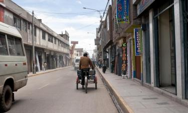 Hotels with Parking in Juliaca