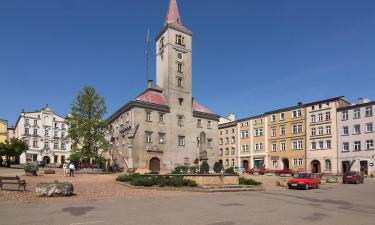 Vacation Rentals in Radków