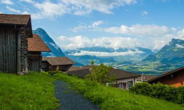 Hotels with Parking in Triesenberg