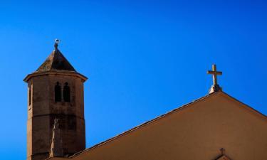 Villas en Sant Rafel de sa Creu