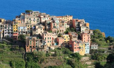 Guest Houses in Corniglia