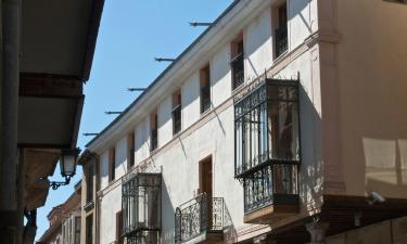Hoteles en Aranda de Duero